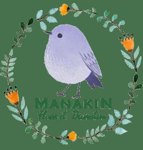 Manakinfleurs.com Logo