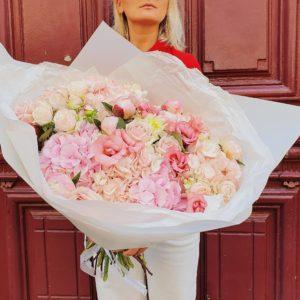 bespoke bouquet of flowers