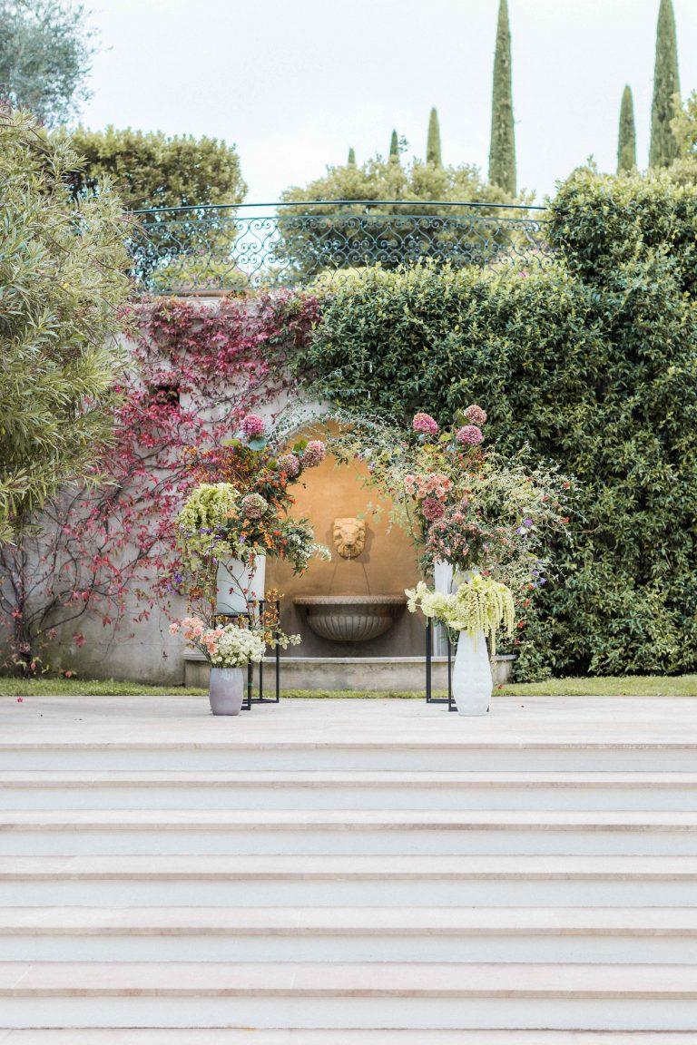 Wedding arch 2020